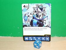 DICE MASTERS DC War of Light Rare - 133 Warth