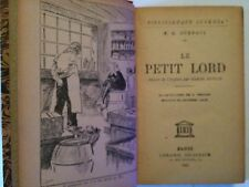 LE PETIT LORD 1947 BURNETT ILLUSTRE PEGOUD