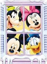 #24 NEW 5+ DISNEY MICKEY MOUSE AND FRIEND JIGSAW 108 PIECES PUZZLE FREE SHIPPING