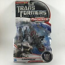 TRANSFORMERS DOTM MECHTECH LASERBEAK DELUXE CLASS NEW! MINT ON BOX