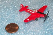 Micro Machines P-51 Mustang miniature plane  NEW