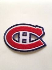 Montreal Canadiens/Toronto Blue Jays 40th Jersey Patches Iron On Sew *In Stock*