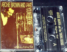 Archie Brown & The Young Bucks ‎Rafferty Rafferty Fish CASSETTE Robbins Records