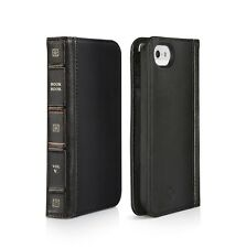 BookBook Apple iPhone 5 / 5S Book Style Schutz Hülle , Tasche Case Leder OVP (S)