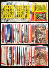 1980 TOPPS STAR WARS EMPIRE STRIKES BACK SERIES 1 COMPLETE SET MINT *INV0235