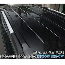 Aluminium Aero Roof Rack Cross Bar Silver For Hyundai Grand Starex(H1) 2007+