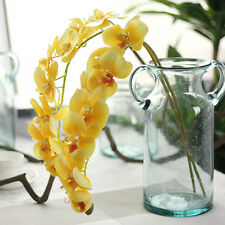 Artificial Plant Wedding Home Butterfly Orchid High quality Decor Silk Flowers