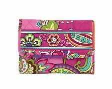Vera Bradley Euro Wallet trifold style-multiple patterns-$32-2 wk-SALE-FREE SHPG