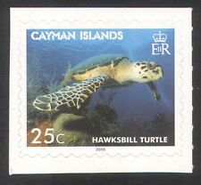 Cayman Islands 2006 Hawksbill Turtle/Marine/Nature/Wildlife 1v s/a bklt (n39154)