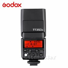 Godox Mini TT350S 2.4G TTL Speedflash Speedlite for Sony A6000 A6500 SLR Camera