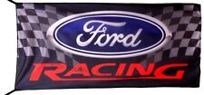 FORD RACING NEW  FLAG BANNER  escape explorer fusion