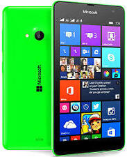 Like New Microsoft Nokia Lumia 535 Green - 6 Months Manufacturer Warranty!