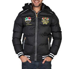 NEW - Geographical Norway - BURGER - Size S - Winter Jacket black - Italia