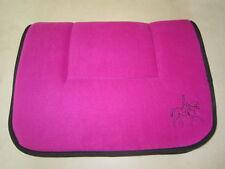 Horse Saddleblanket Hot Pink 70 x 100 cm AUSTRALIAN MADE Saddlecloth Xlarge
