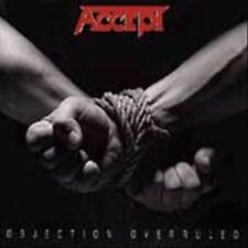 Objection Overruled by Accept CD (CMC International) with poster
