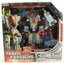 HASBRO TRANSFORMERS UNIVERSE SUPERION