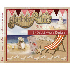Debbi Moore Designs Shabby Chic SEASIDE CD Rom
