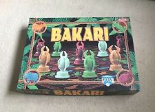 BAKARI Board Game- Complete- Good Condition- Ages 7+- Tactic Games- 2-4