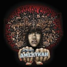Erykah Badu: New Amerykah Part One (4th World War)  Audio CD