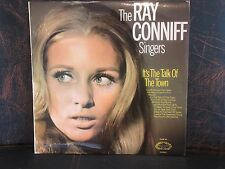 """THE RAY CONNIFF SINGERS - It's The Talk Of The Town - 12"""" Vinyl - SHM 741 - EX"""