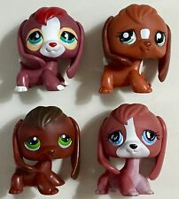 ��Littlest Pet Shop Lot�� 4 Adorable RARE & HTF Beagles # 77,567,849,1739