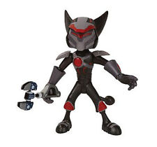 "Playstation-Xbox-Nintendo HYPER ARMOUR RATCHET 6 "" Exclusive Game Boxed Figure"