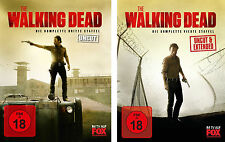 WVG  10 Blu-rays * THE WALKING DEAD - SEASON /  STAFFEL 3 + 4 IM SET # NEU OVP