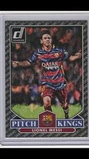 Donruss Soccer 2015 Lionel Messi 1/1 Pitch Kings WOW Extremely Rare