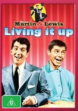 LIVING IT UP - JERRY LEWIS DVD *BARGAIN*