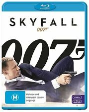 Skyfall (Blu-ray Disc, 2013) Brand New DVD Only--***PLEASE READ LISTING***