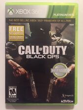 Call of Duty: Black Ops (Xbox One & Xbox 360, 2010)Sealed Fast Free Ship