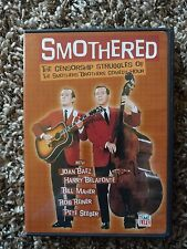 Smothered The Censorship Struggles of the Smothers Brothers Comedy Hour DVD