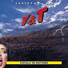 Earthshaker - Y & T (2016, CD NEUF)