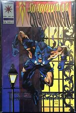 Shadowman #10 VF+ 1 º Dibujo Valiant Comics
