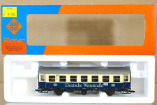 ROCO 4214B DB DEUTSCHE WEINSTRASSE 6 WHEEL LOCAL PASSENGER COACH 87415 nd