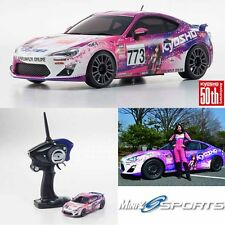 Kyosho Mini-Z Racer Sports MR-03S Toyota JKB86 2014 Car RS RTR 50th Anniversary