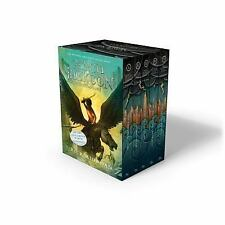 Percy Jackson & the Olympians: Percy Jackson and the Olympians 5 Book...