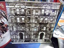 Led Zeppelin Physical Graffiti vinyl 2x LP Page Plant Swan Song EX 1975