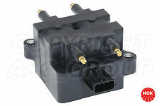 New NGK Ignition Coil For SUBARU Impreza 2.0 Hatchback 1999-00