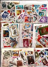 RUSSIE-URSS  Lot de 50 timbres oblitérés ,bon etat, tous differents ,epoque URSS