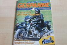152054) Yamaha Fazer HU Gespann - Motorrad Gespanne 76/2003