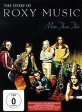 Roxy Music - The Story Of / More Than This  (DVD)  NEW/Sealed !!!