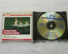 GRIEG Songs-WAGNER Lieder -Tristan & Isolde/K. FLAGSTAD  ITALY CD AS Disc (1991)
