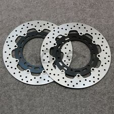 For Yamaha YZF-R1 R6 XJR1300 FJR1300 XV1700 1900 Floating Front Brake Disc Rotor