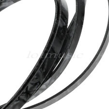 1pc Black Pearl Guitar Binding Purling Strip 1650mm*10mm,5 Feet Long,Celluloid