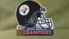 Authentic Pittsburgh Steelers Super Bowl XL Champions Wall Decoration Hanging