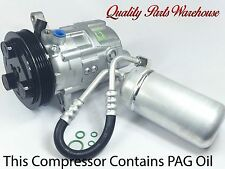 1999-2002 SATURN SC1,SL,SL1 USA REMANUFACUTED A/C COMPRESSOR KIT W/ONE YR WRTY!