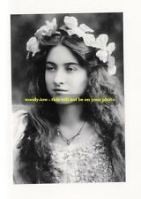mm201 - stage actress beautiful Maude Fealy - 6 x 4 photo