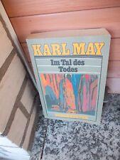 Karl May: Im Tal des Todes, aus dem Ueberreuter Verlag