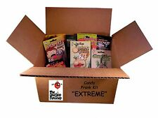 CANDY PRANK KIT EXTREME  - Fart Blue Mouth Hot Shock Gum Joke Gag Trick Prank